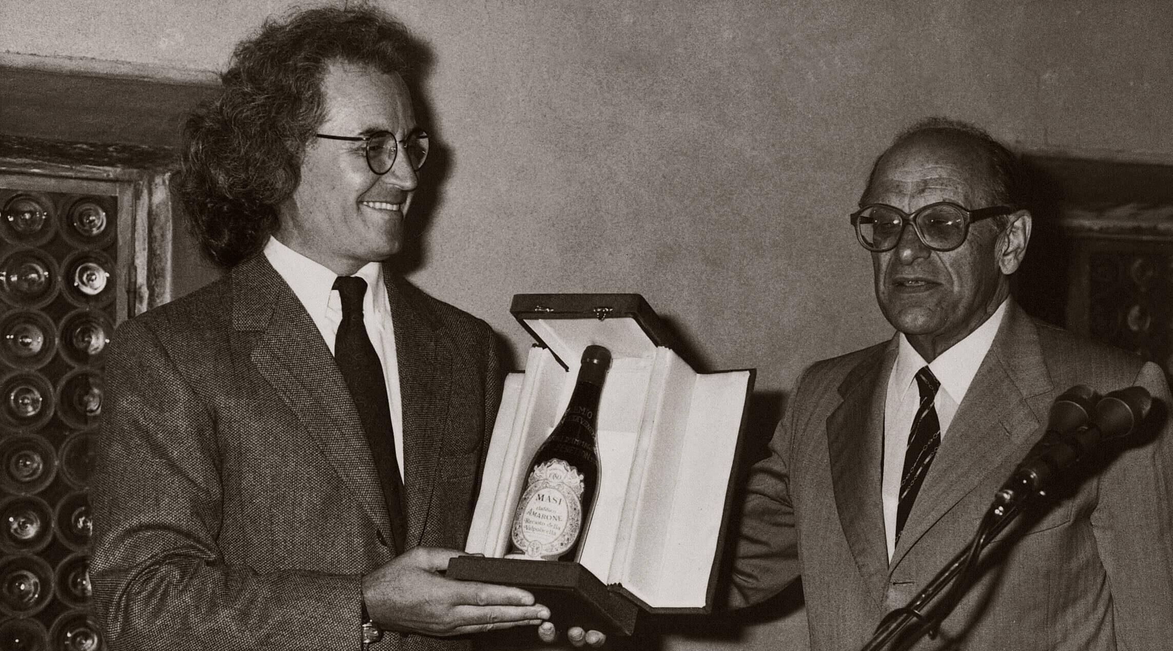 Casa Benetton - Premio Masi Civiltà veneta 1986