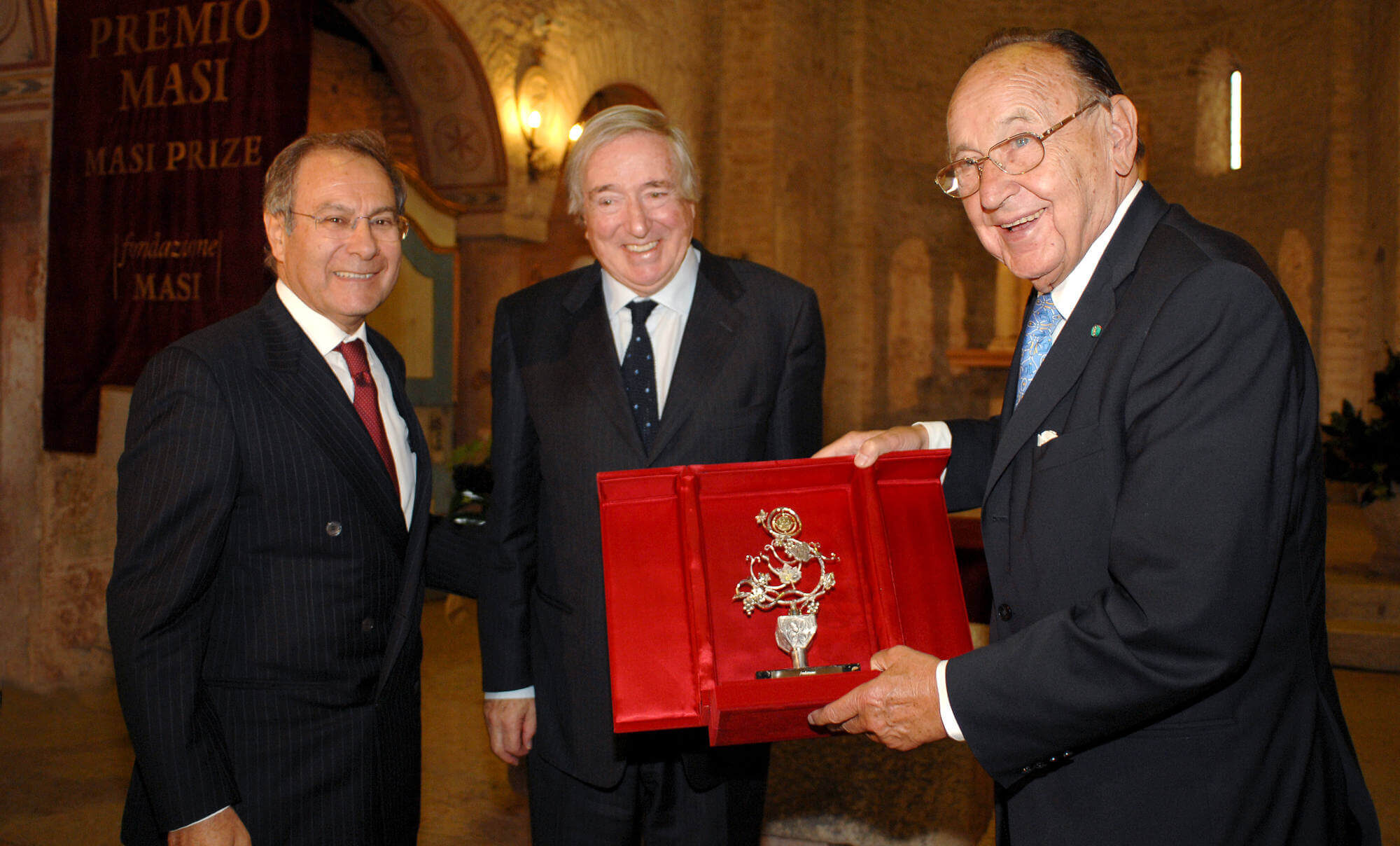 Hans-Dietrich Genscher - Grosso d'oro veneziano 2007