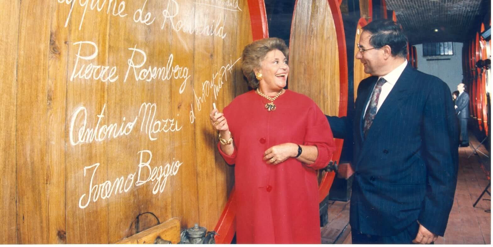Philippine de Rothschild - Premio Masi Civiltà del vino 1996