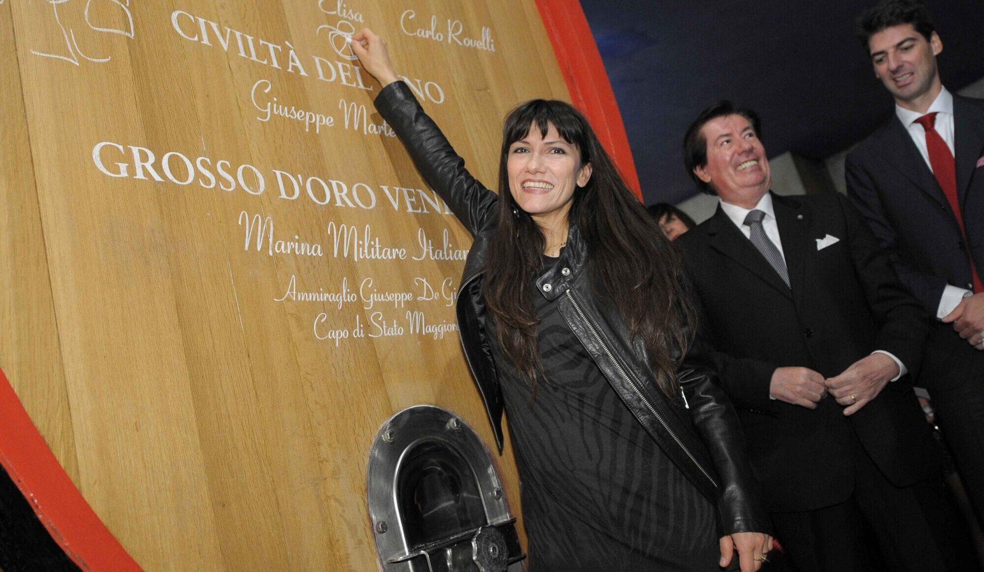 Elisa - Premio Masi Civiltà veneta 2015