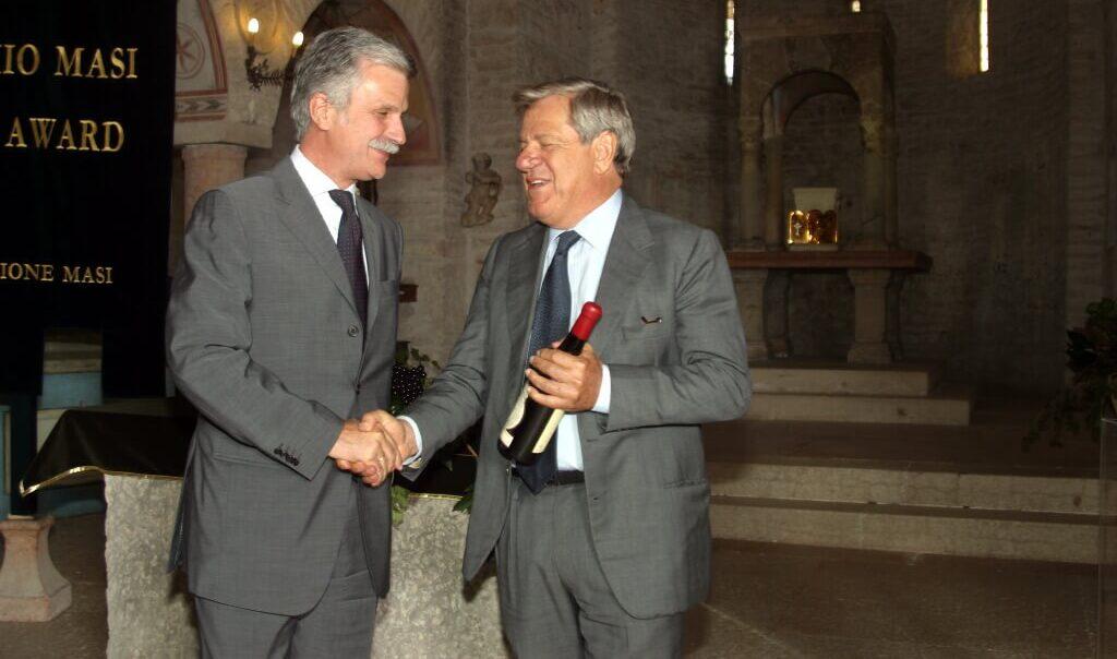 Nicolò Incisa della Rocchetta - Premio Masi Civiltà del vino 2003