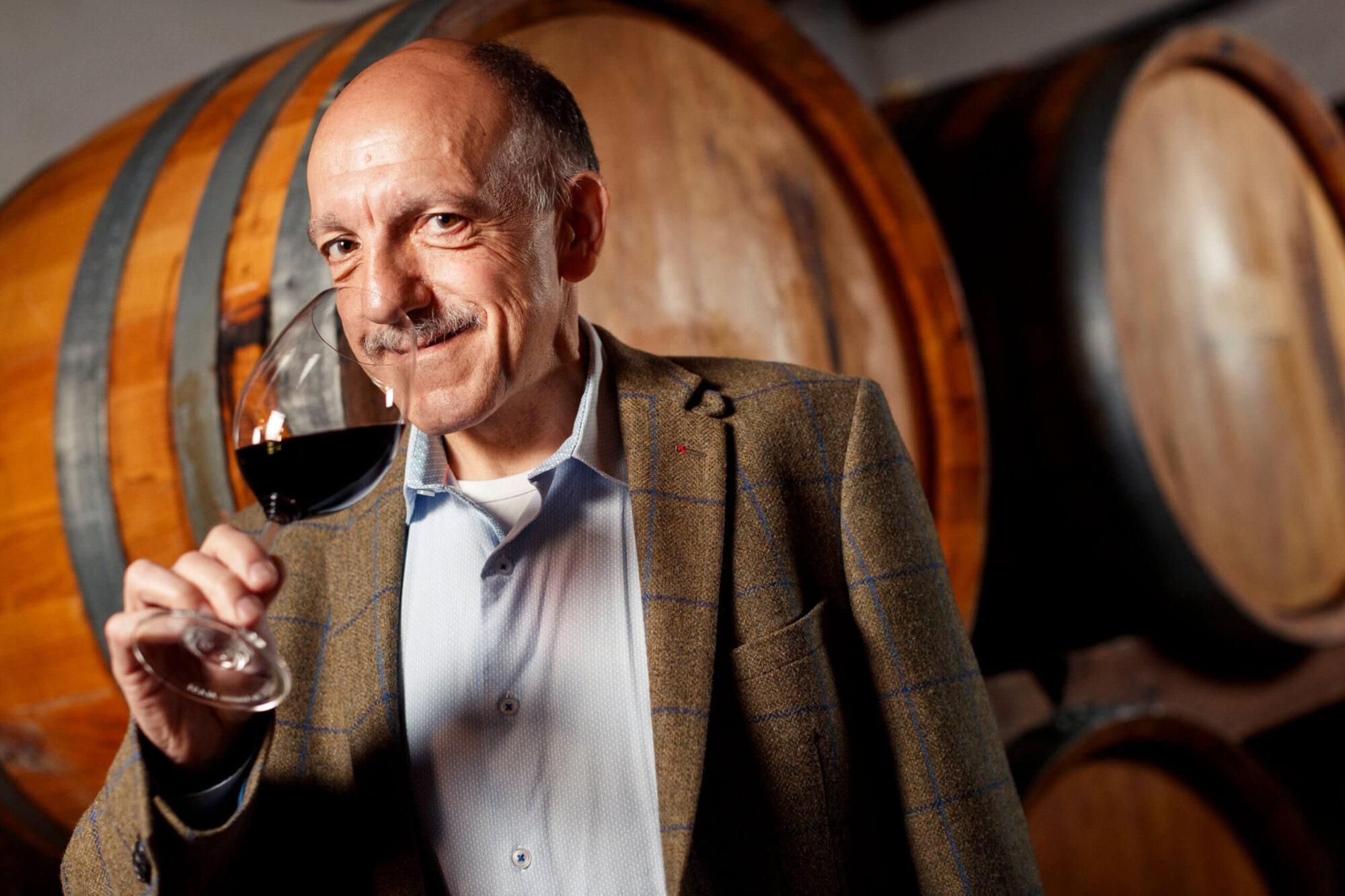Gerard Basset - Premio Masi Civiltà del vino 2018