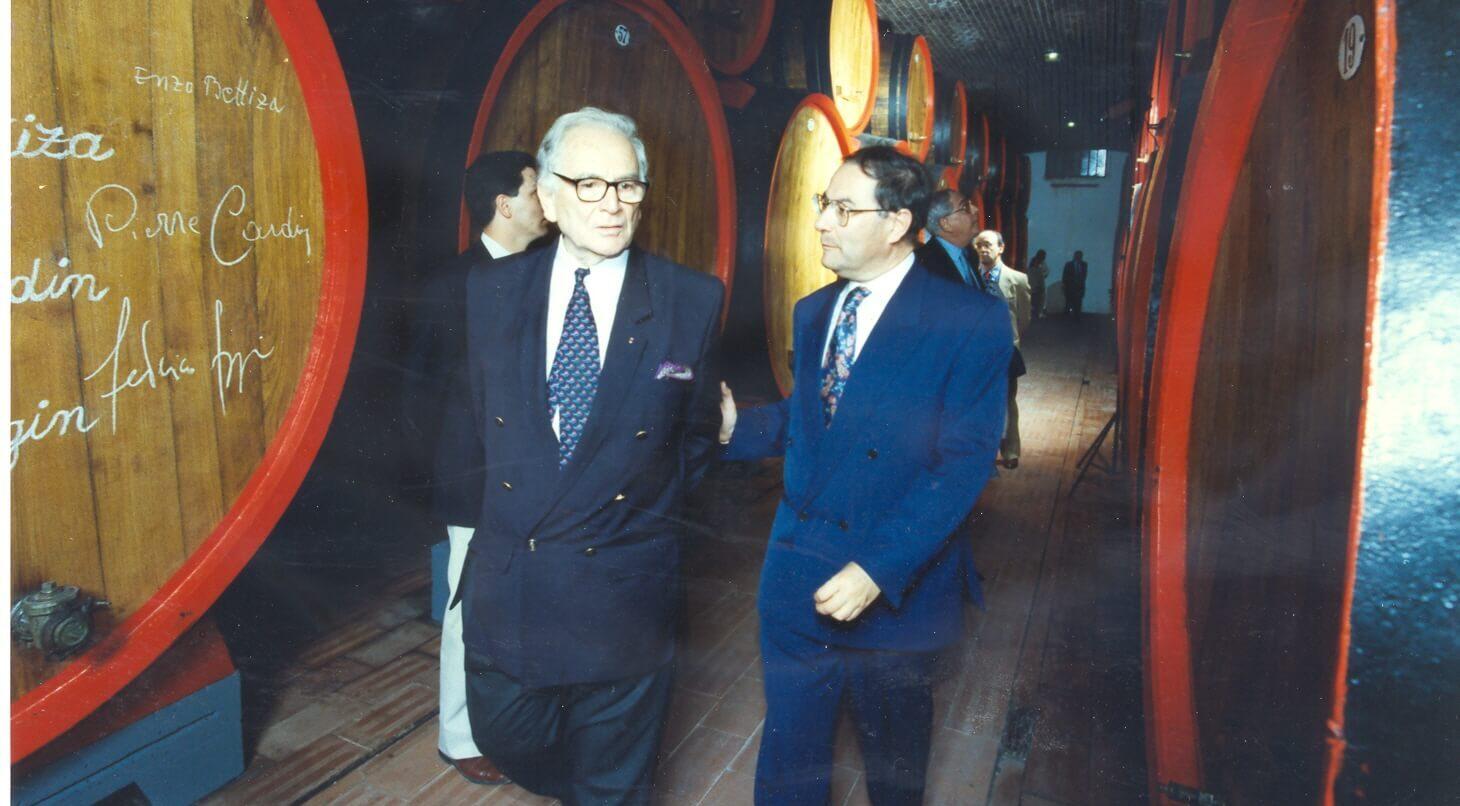 Pierre Cardin - Premio Masi Civiltà veneta 1997