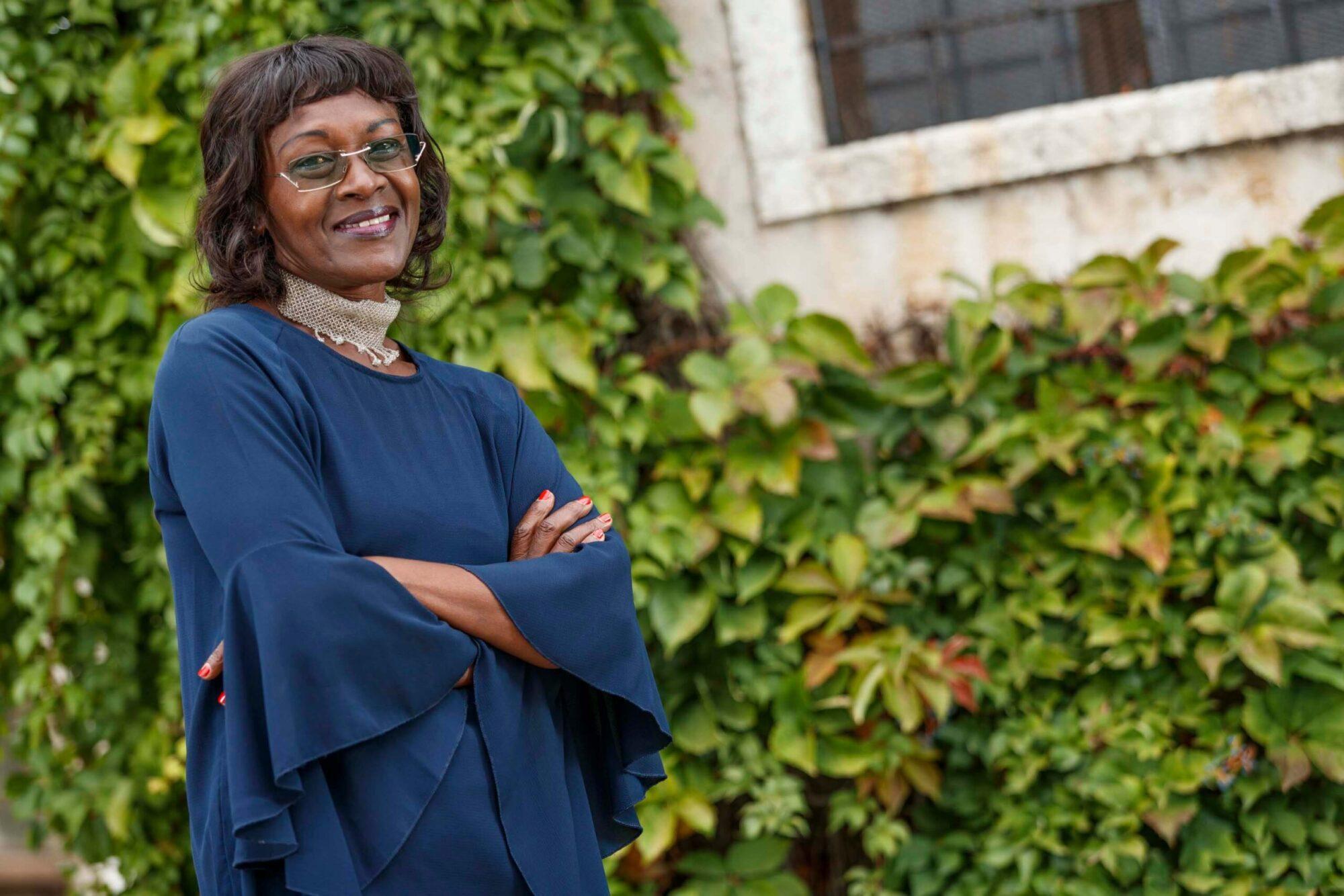 Yolande Mukagasana - Grosso d'oro veneziano 2017
