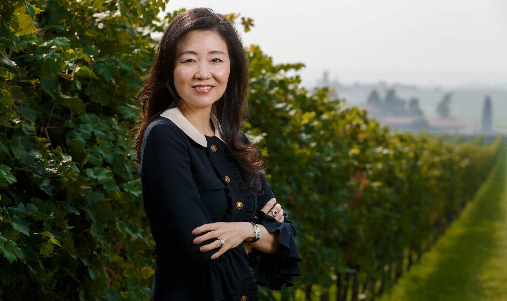 Jeannie Cho Lee - Premio Masi Civiltà del vino 2019
