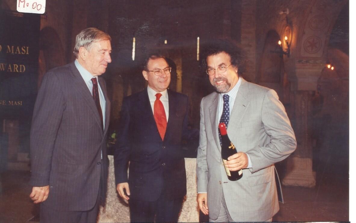 Giuseppe Sinopoli - Premio Masi Civiltà veneta 2000